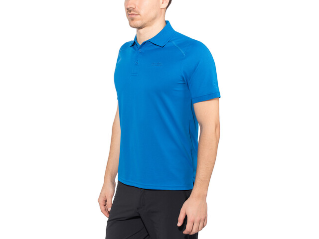 High Colorado Seattle Poloshirt Herren blau